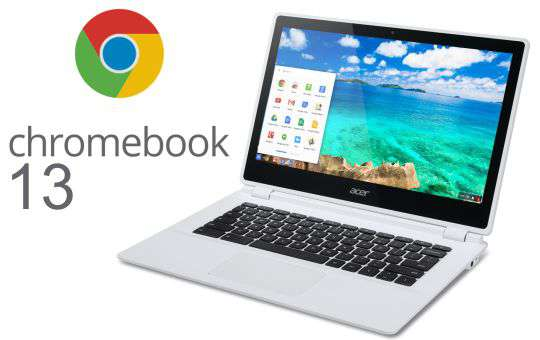 Dell Reveals Chromebook 13; Google Adds File Sharing, VPN, Virtualization Options In Chromebooks For Work
