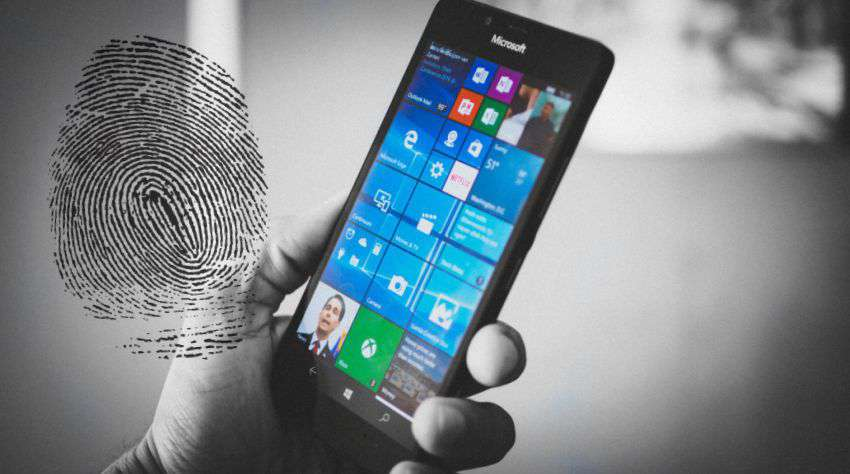Get_Fingerprint_Scanner_with_Microsoft_Windows_10_Mobile_Phones