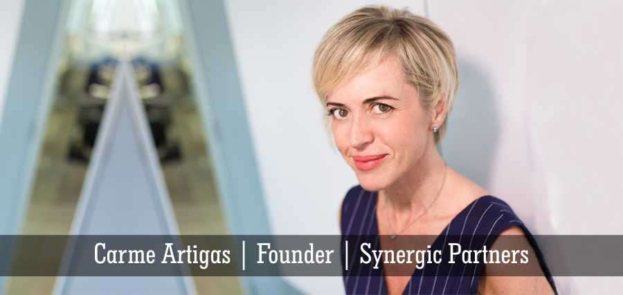 Carme Artigas: An Innovator who's Making a Difference