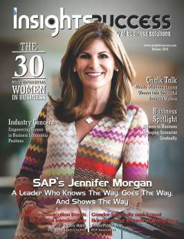 Cover Page - The 30 Most Influential Women in Business October 2016 - Insights Success