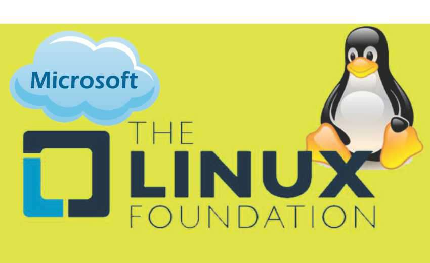 Linux Foundation provides platinum membership to Microsoft