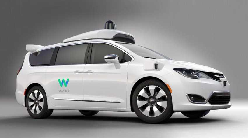 Google spinoff Waymo has developed cutting-edge sensors for its self-driving cars