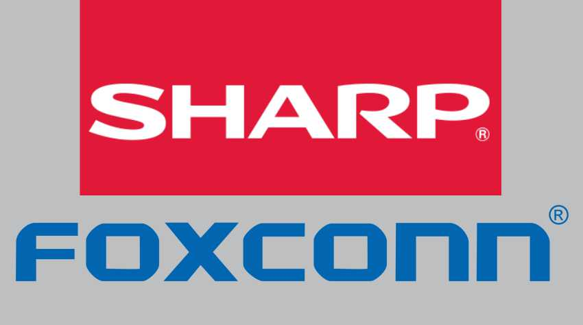 Foxconn ties up with Sharp to enter the price sensitive TV panel market