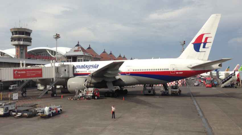 Malaysian-based Airlines to Track Planes using Satellites