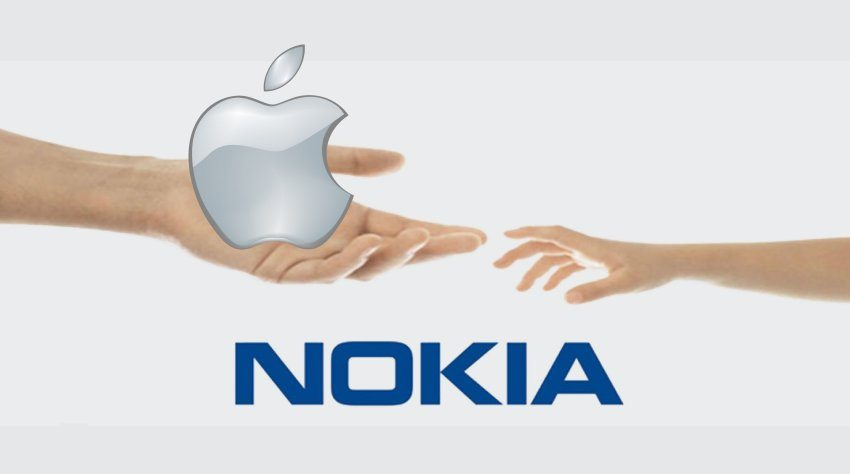 World's two leading mobile phone manufacturers sign patent license