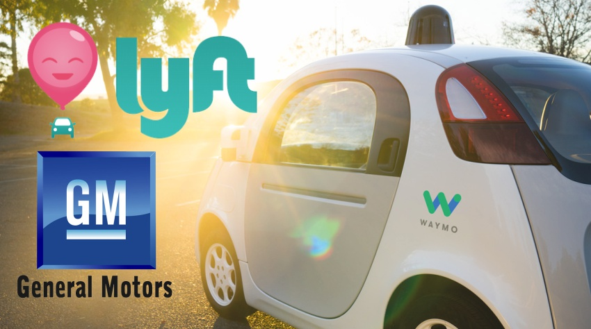 New partnerships in the self-driving car industry