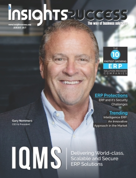 Cover Page - The 10 Fastest Growing ERP Solution Provider Companies - Insights Success