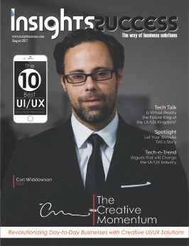 Cover Page - UI|UX Solution Providers 2017 - Insights Success