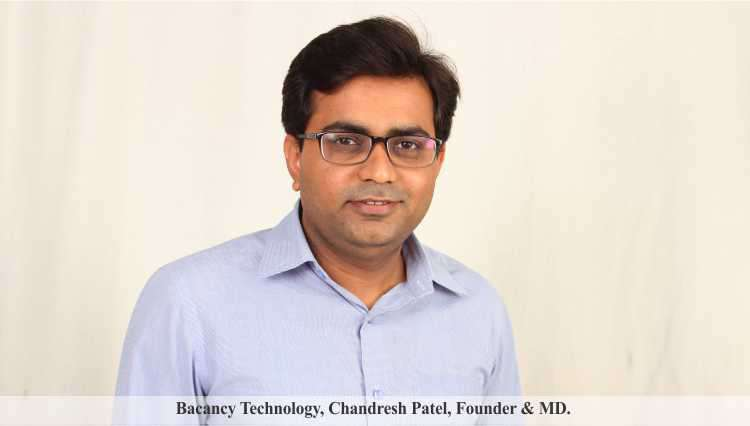 Chandresh Patel, Founder & MD , Bacancy