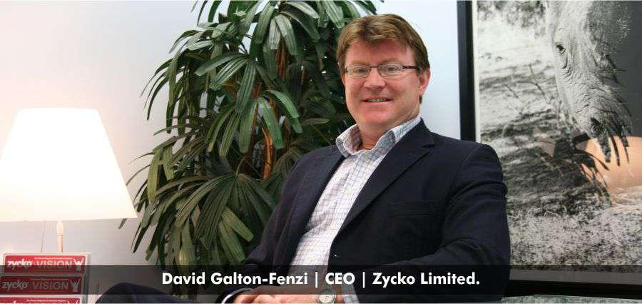 David Galton-Fenzi, CEO, Zycko