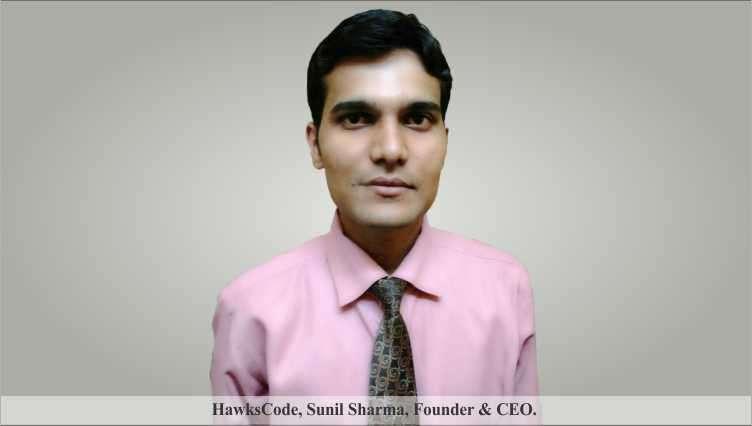 Sunil-Sharma, Founder & CEO, HawksCode