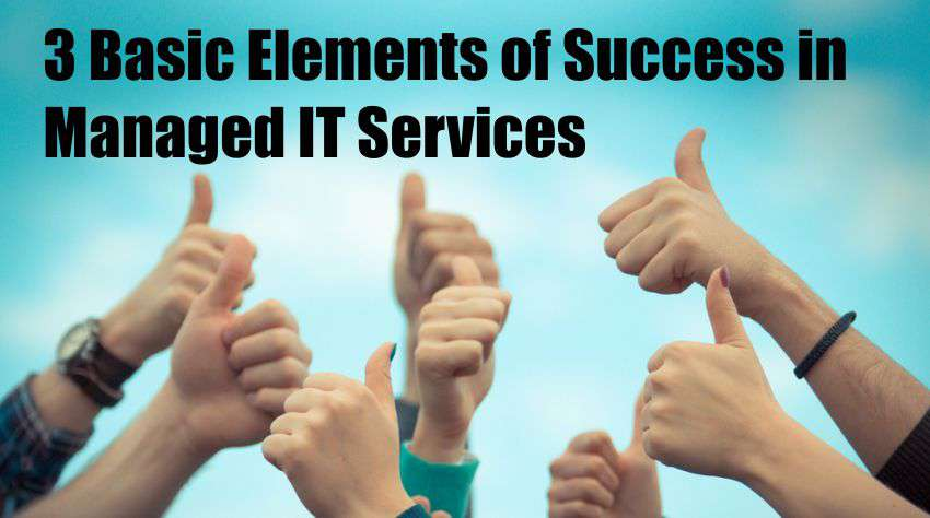 Success in Managed IT Services