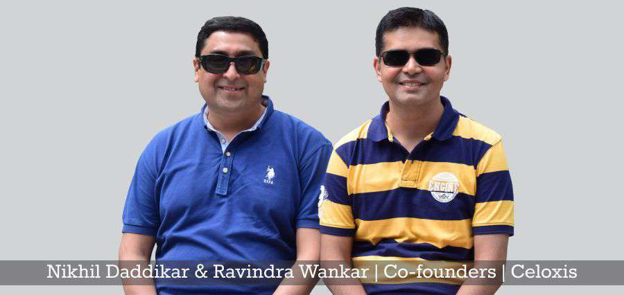 Ravindra Wankar & Nikhil Daddikar | Co- founder | Celoxis