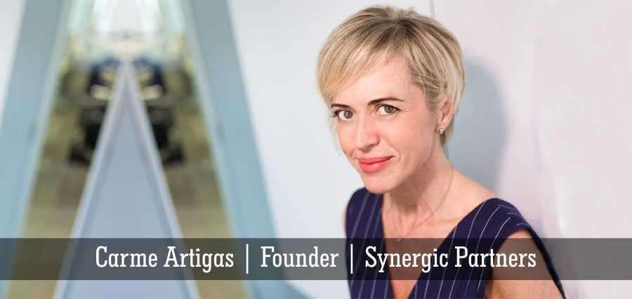 Carme Artigas | Founder | Synergic Partners - Insights Success