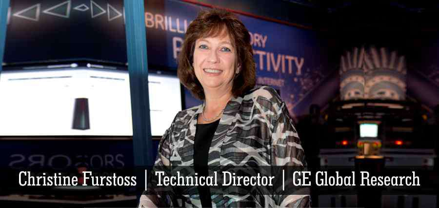 Christine Furstoss | Technical Director | GE Global Research - Insights Success