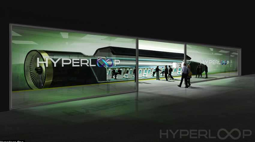 Hyperloop One Focuses for Full-Scale Test with DP World - Insights Success