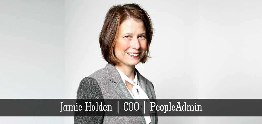 Jamie Holden | COO | PeopleAdmin - Insights Success