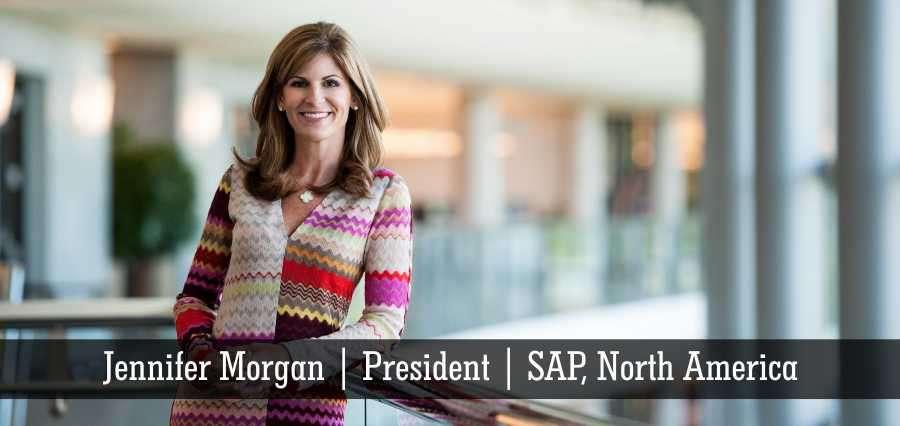 Jennifer Moran   President   SAP, North America - Insights Success