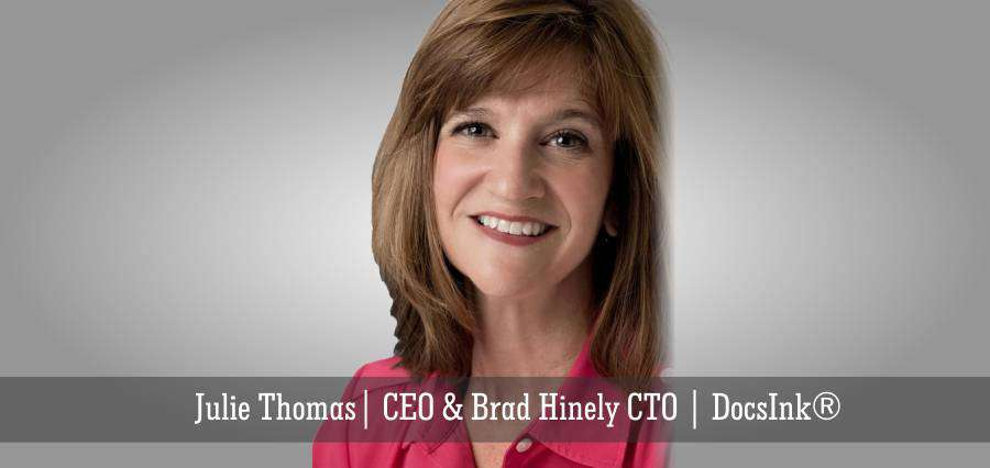 Julie Thomas | CEO & Brad Hinely CTO | DocsInk - Insights Success