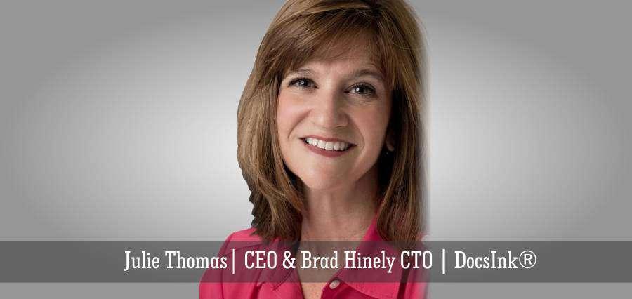Julie Thomas | CEO & Brad Hinely CTO | DocsInk - Insights Success