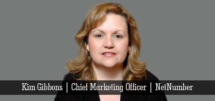 Kim Gibbons | Chief Marketing Officer | NetNumber - Insights Success