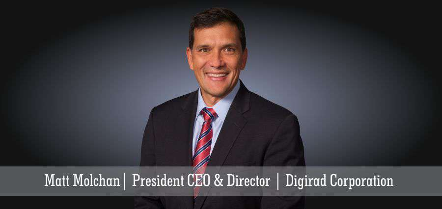 Matt Molchan | President CEO & Director | Digirad Corporation - Insights Success