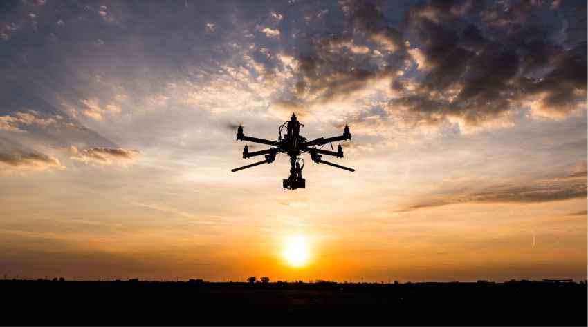 Verizon Releasing Data Plans for Drones - Insights Success