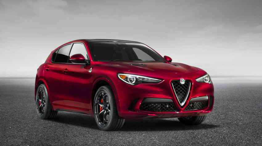 Alfa Romeo unveils the Fastest SUV EVER - Insights Success