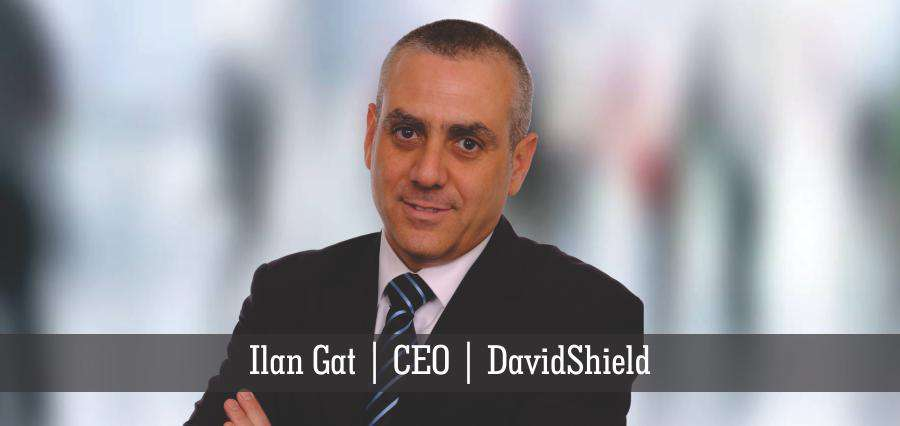 Ilan Gat | CEO | DavidShield - Insights Success