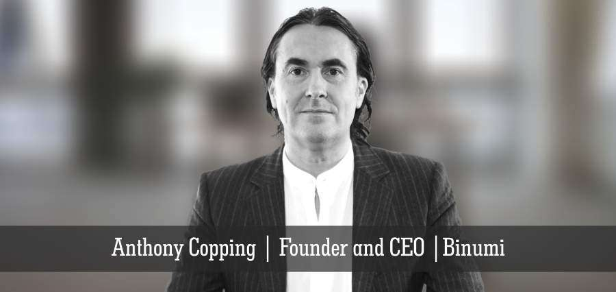Anthony Copping | Founder and CEO | Binumi - Insights Success
