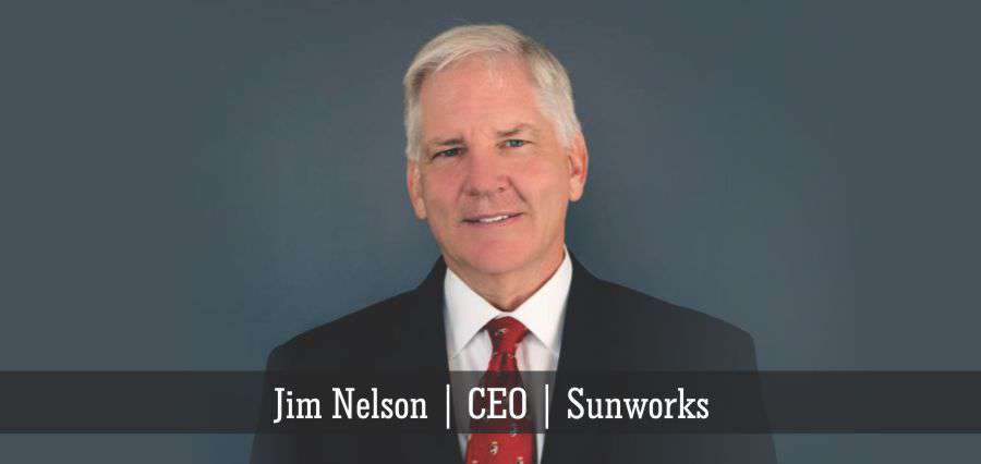 Jim Nelson | CEO | Sunworks - Insights Success