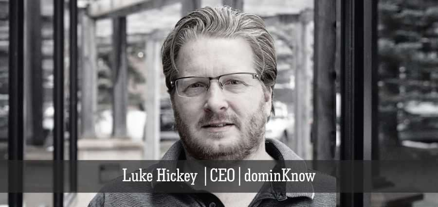 Luke Hichey | CEO | dominKnow- Insights Success
