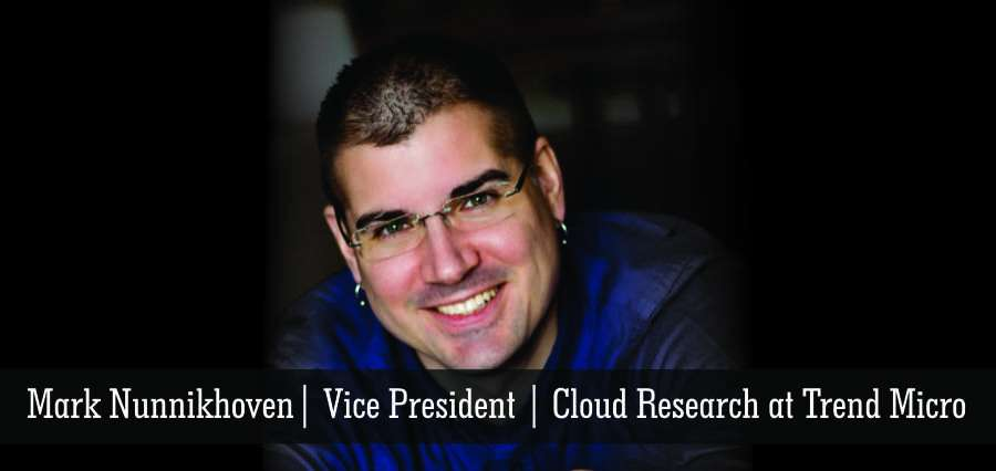 Mark Nunnikhoven | Vice President | Cloud Research at Trend Micro - Insights Success
