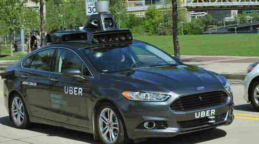 Uber's self driving cars are now on the streets of San Fransisco - Insights Success