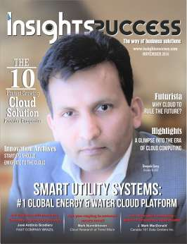 Cover Page - The 10 Fastest Growing Cloud Solution Provider Companies November 2016 - Insights Success