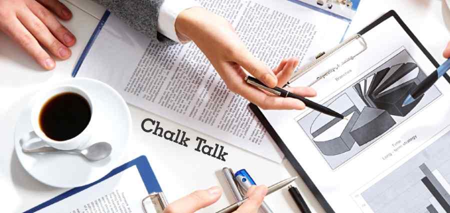 Chalk Talk - Insights Success