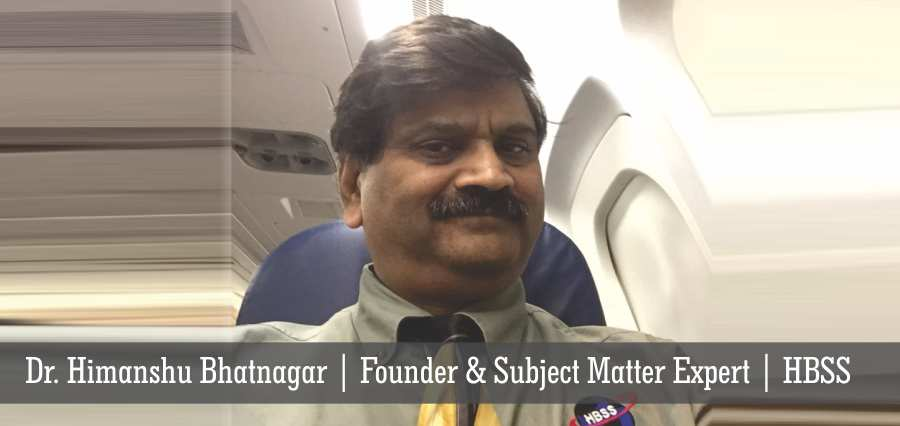 Dr. Himanshu Bhatnagar | Founder & Subject Matter Expert | HBSS - Insights Success