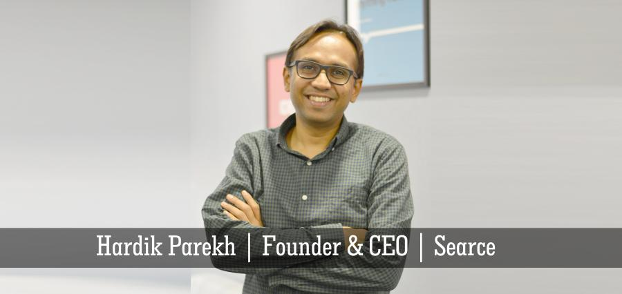 Hardik Parekh | Founder & CEO | Searce - Insights Success