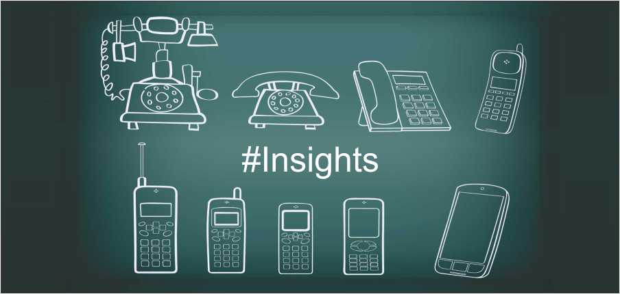 Every First Thing in the Mobile Industry - Insights Success