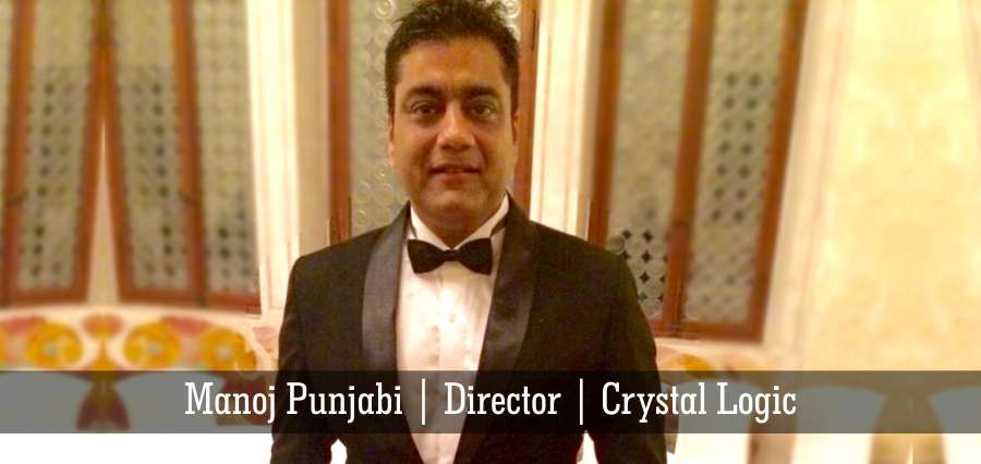 Manoj Punjabi | Director | Crystal Logic - Insights Success