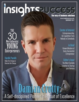 Cover Page - The 30 Most Influential Young Entrepreneurs January 2017- Insights Success