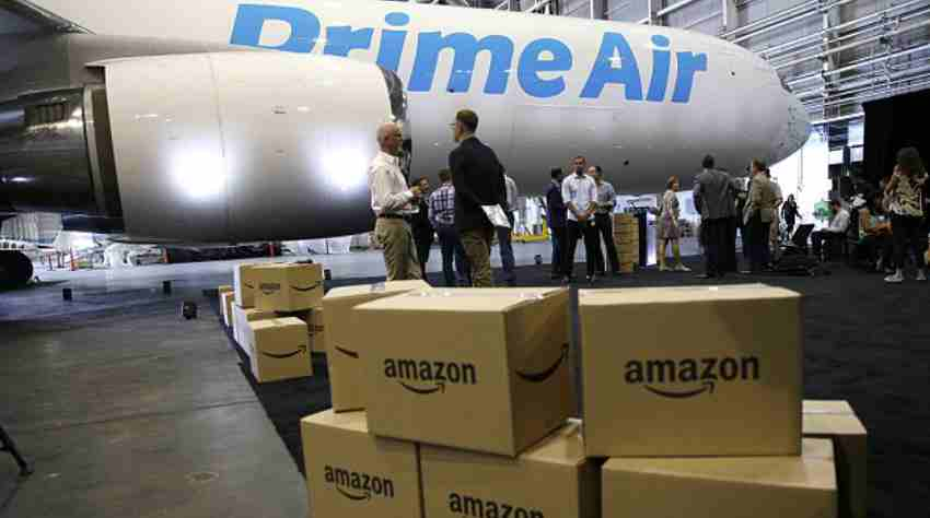 Amazon to Invest $1.5bn for Building Air Cargo Hub in Kentucky, US - Insights Success