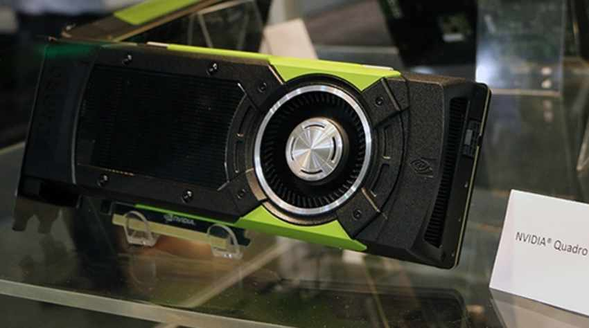 NVIDIA Introduced Pascal-based Quadro GPUs for Deep Learning and VR Content Creation - Insights Success
