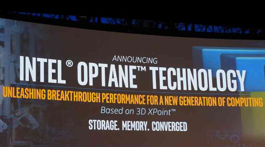 Intel started working on next-generation Optane SSD, memory technologies - Insights Success