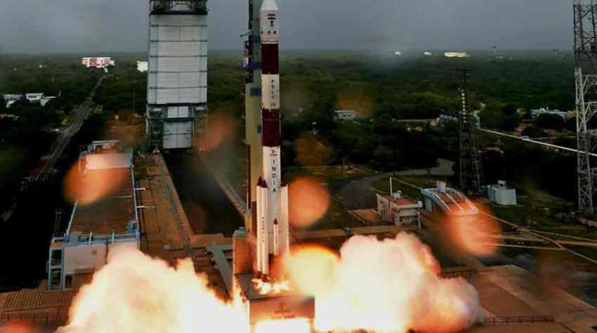 Record created by ISRO, launching 104 satellites - Insights Success