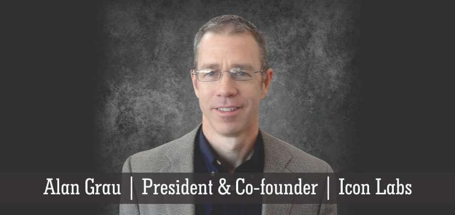 Alan Grau | President & Co - Founder | Icon Labs - Insights Success