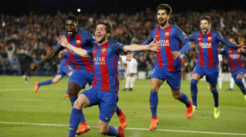 A magical night, as the Catalans scripted a miraculous history - Insights Success