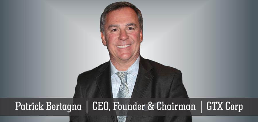 Patrick Bertagna | CEO, Founder & Chairman | GTX Corp - Insights Success