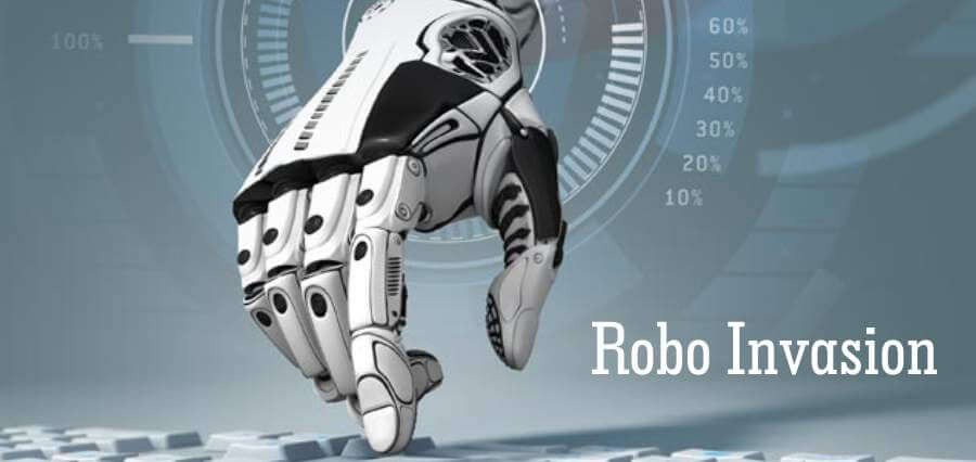 Invasion of Robots and AI into Banking Industry - Insights success