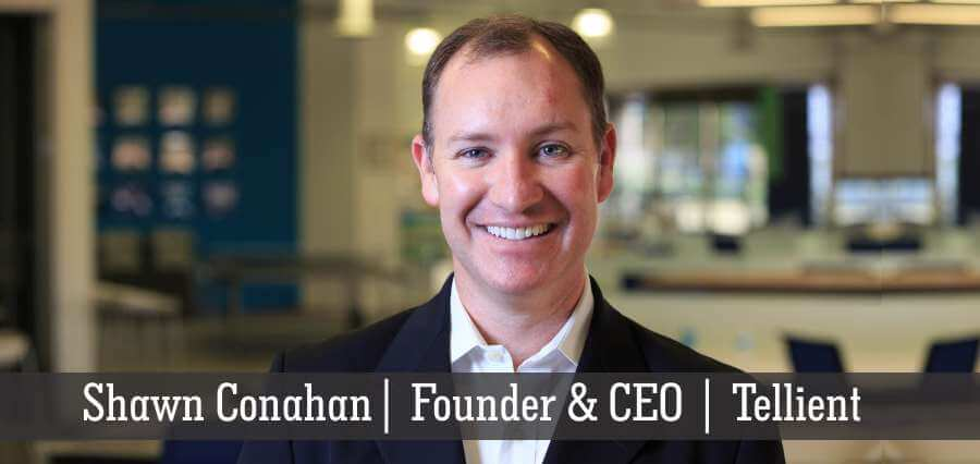 Shawn Conahan | Founder & CEO | Tellient -Insights Success
